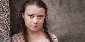 Quién es Greta Thunberg