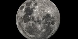 Por qué la luna brilla si no tiene luz propia