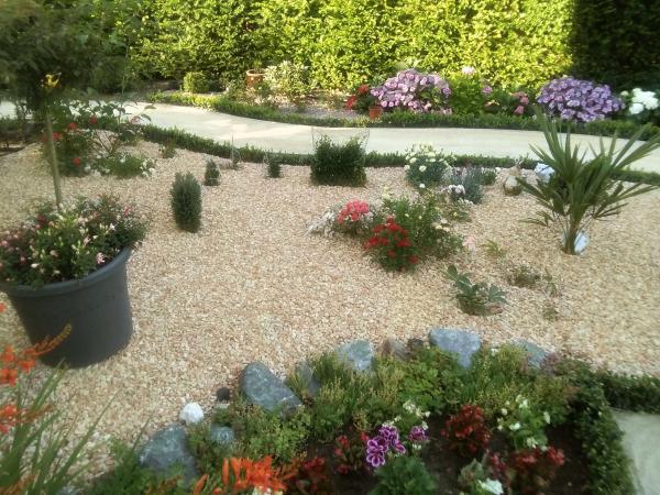 Cómo Construir Un Camino De Grava En El Jardín Consejos
