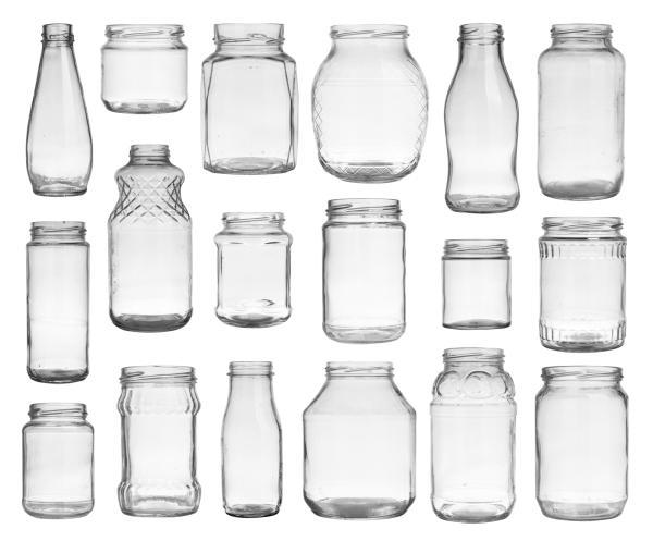 En qué contenedor se tira el cristal - Qué es el cristal - diferéncialo del vidrio