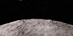 Por qué la Luna tiene agujeros