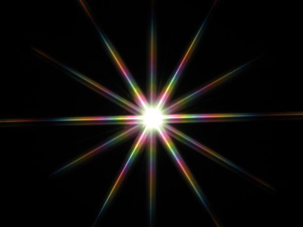 De qué forma son las estrellas del cielo - Qué son las estrellas
