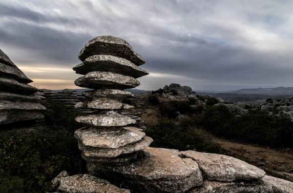 Los 10 paisajes más bonitos de España - Torcal de Antequera