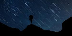 Qué son las estrellas fugaces y cómo se forman
