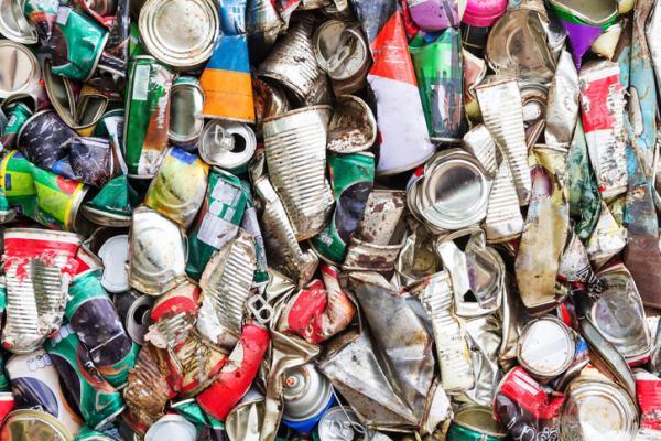 Importancia del reciclaje de metales