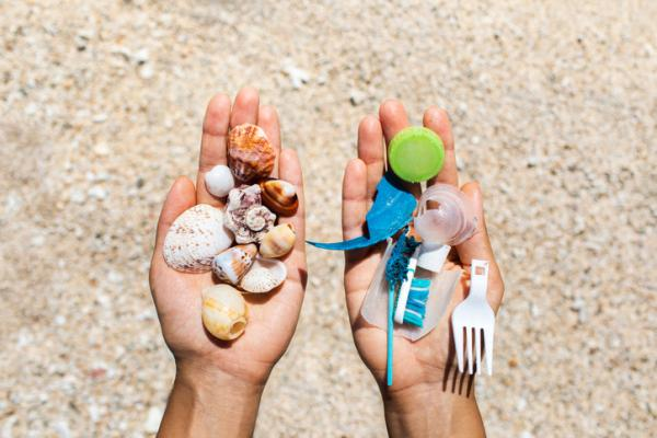 Cómo evitar la contaminación del plástico
