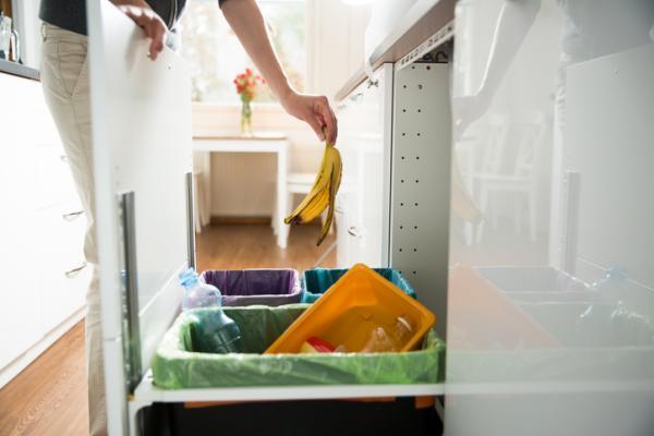 Acciones para cuidar el medio ambiente en casa - Correcta gestión de los residuos en casa para evitar la contaminación del medio ambiente
