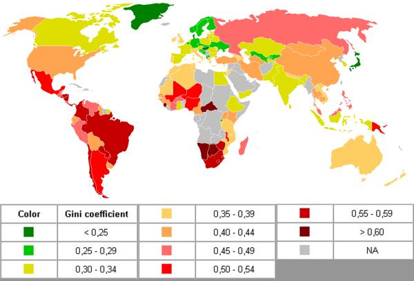 Indicadores ambientales: qué son, tipos y ejemplos - Índice de bienestar económico sostenible (IBES)