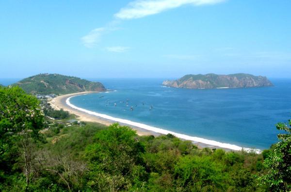 Cuáles son las regiones naturales del Ecuador - La Costa (costa pacífica)