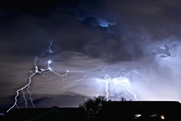 Qué son los truenos y cómo se producen - Las tormentas eléctricas y lo rayos