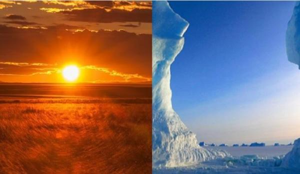 Réchauffement climatique : Définition, causes et conséquences - Qu'est-ce que la réchauffement climatique - Définition
