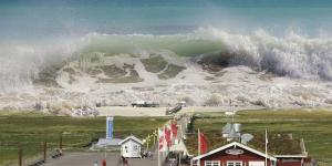 Comment se forme un tsunami