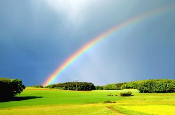 Comment se forme un arc-en-ciel - Comment se forme un arc-en-ciel ?