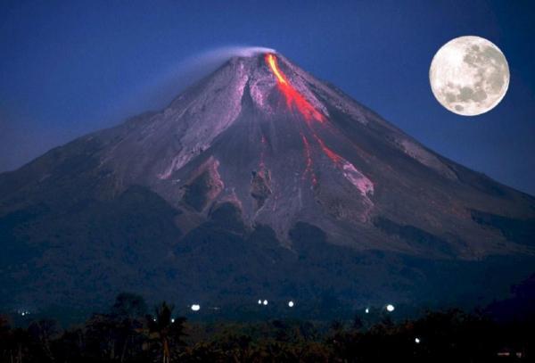 Qu'est-ce qu'un volcan ? - Schéma et définition - Cône volcanique