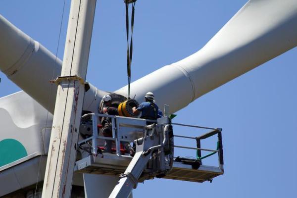 Qu'est-ce que l'énergie éolienne ? – Fonctionnement et exemples - Fonctionnement d'une éolienne