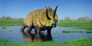 Dinosaures herbivores : noms, types, caractéristiques et photos