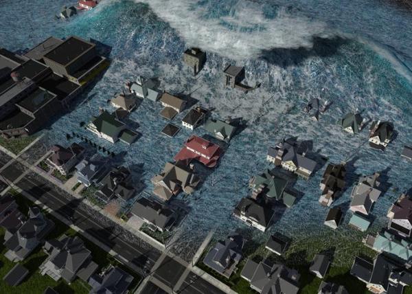 Élévation du niveau de la mer : causes et conséquences - Conséquences de l'élévation du niveau de la mer