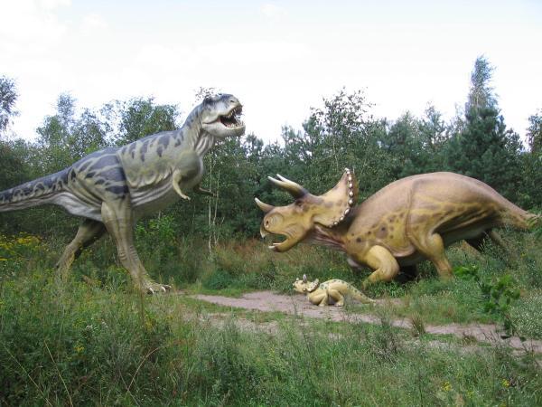 La disparition des dinosaures - Cause et date - Pourquoi les dinosaures ont disparu - Version pour les enfants