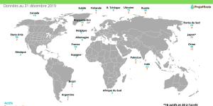 Combien y a-t-il de centrales nucléaires dans le monde ?